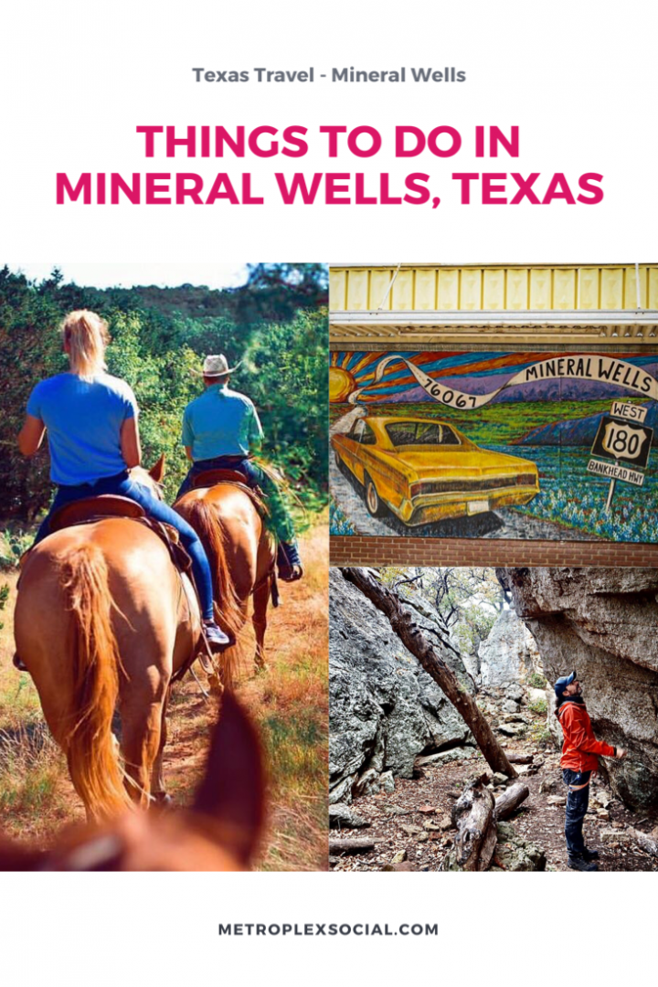 Things to do in mineral wells