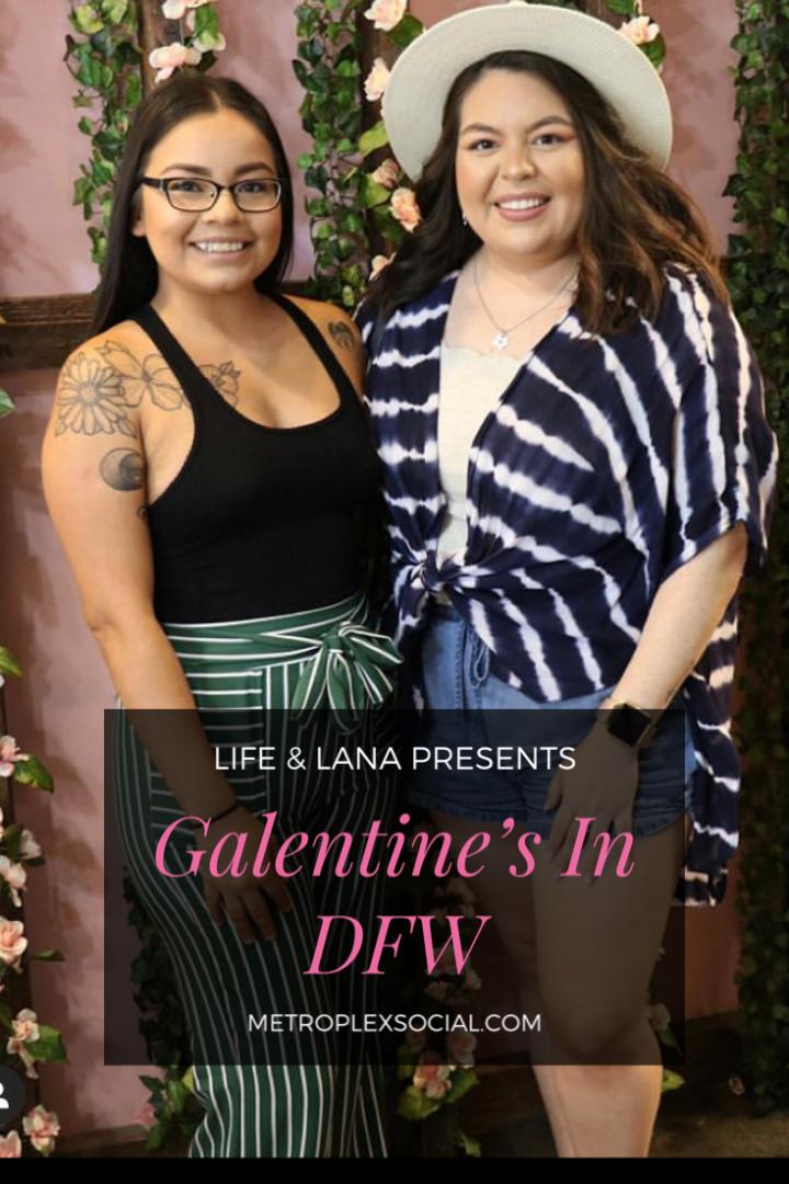 Valentine's event in Dallas
