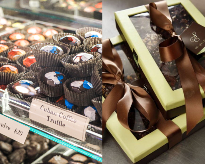 best chocolate shops in dallas