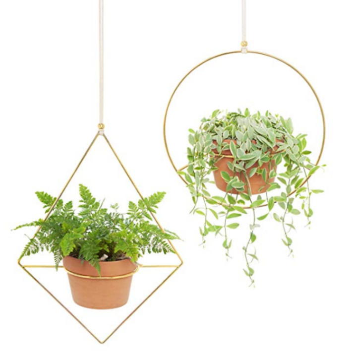 Mkono-Gold-Plant-Hangers-best-valentines-gifts-for-her
