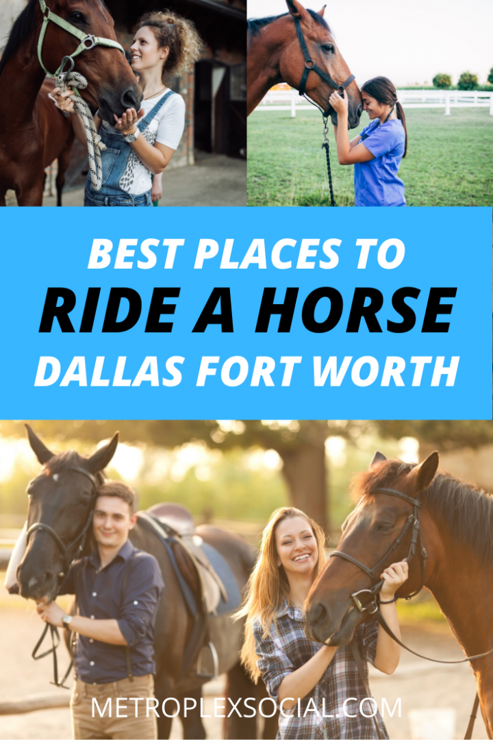 horse riding in dallas fort worth
