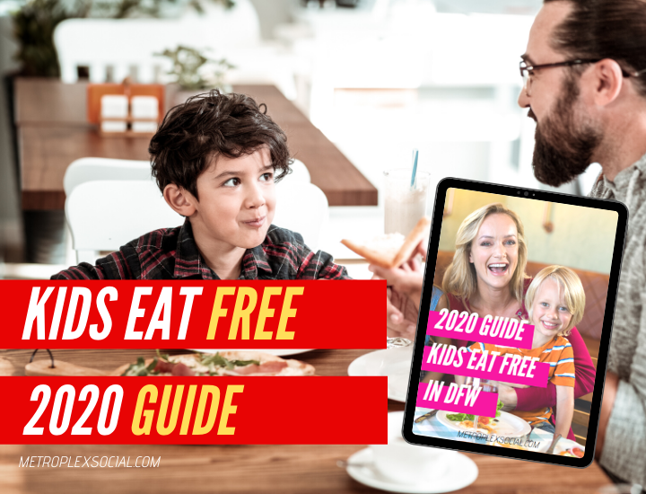 kids eat free in dfw restaurant list 2020