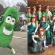 mansfield pickle parade st patricks day near dallas 2