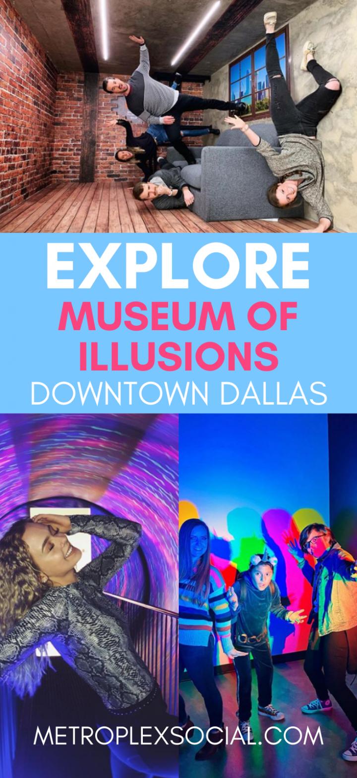 museum of illusions dallas