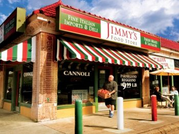 jimmys italian grocery store in dallas