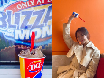 dairy queen march blizzard month deal