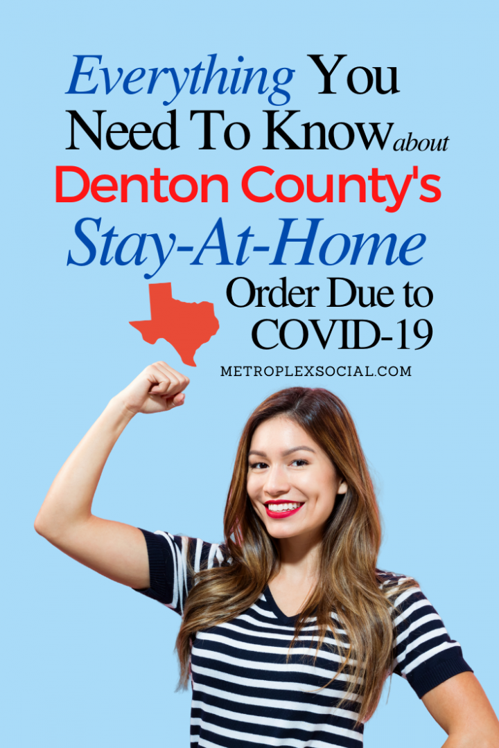 denton county stay at home order covid 19