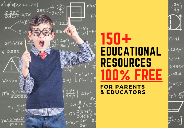 kids education resources curriculum