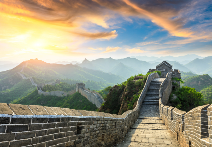 great wall of china virtual tour