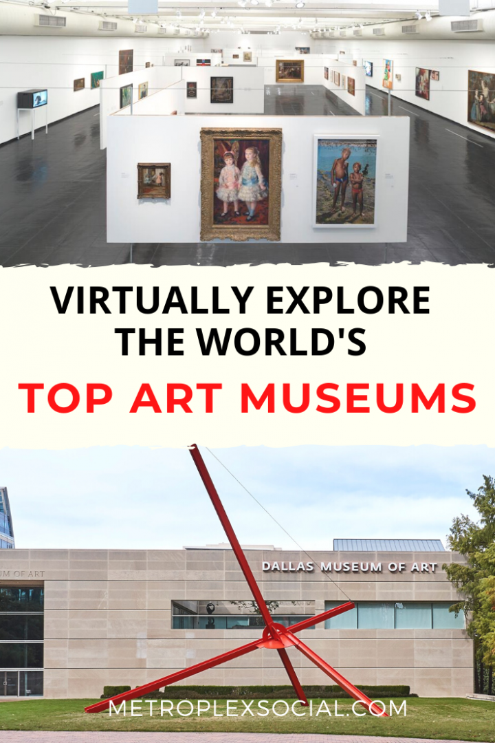 explore top art museums virtual tour coronavirus covid 19 ideas