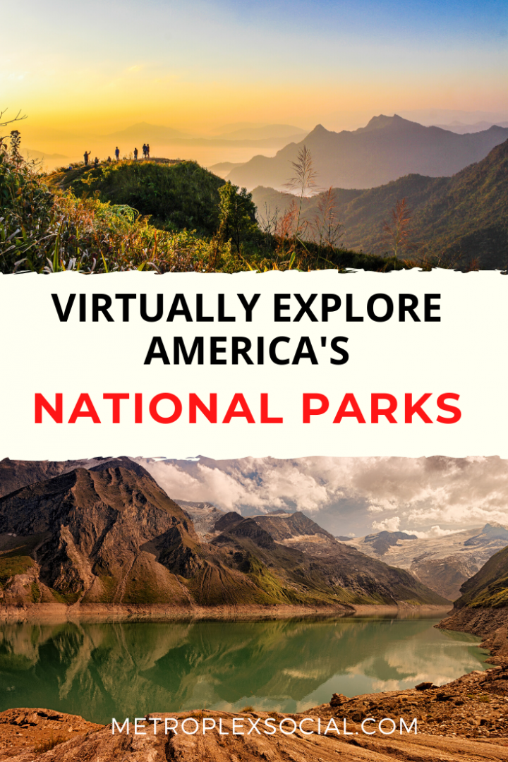 virtual tour national parks