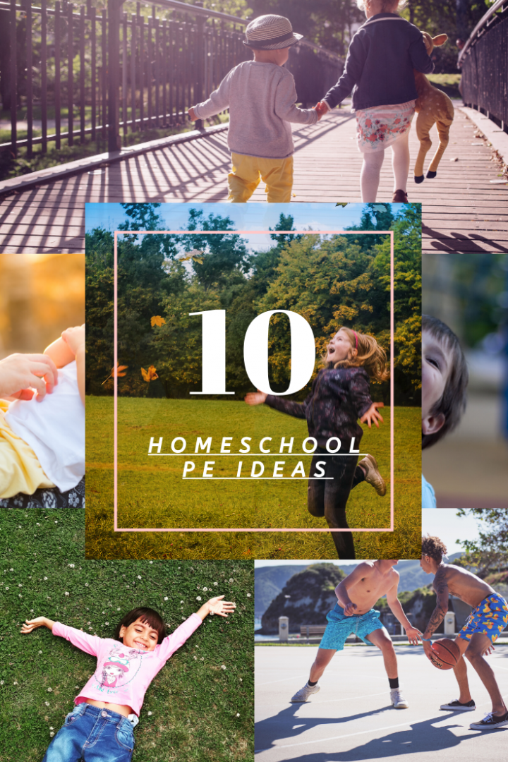 homeschool pe activities