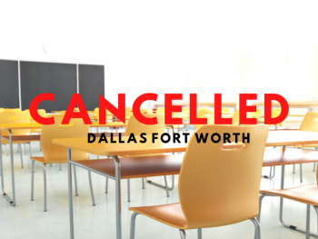 master list university school classes cancelled dfw coronavirus covid 19 dallas