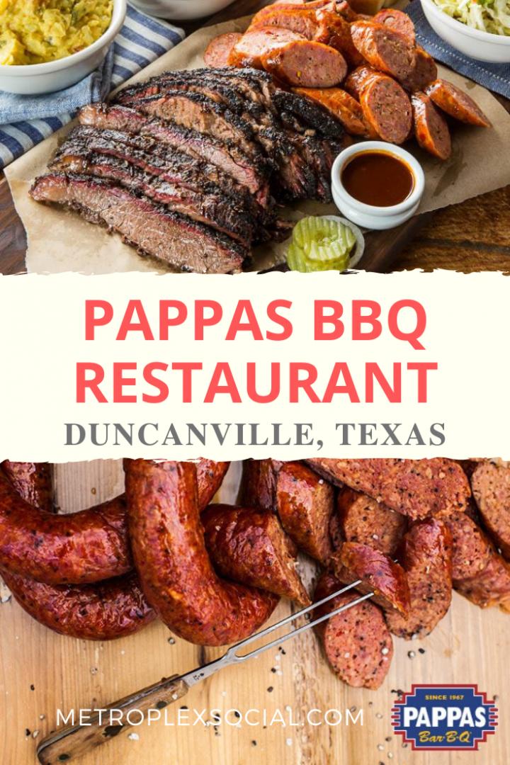 pappas bbq restaurant dallas fort worth dfw