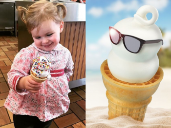 texas dairy queen free cone day deal