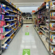 walmart-social-distancing-floor-decals-one-way-aisles
