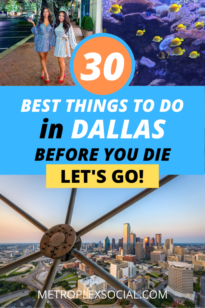 best things to do in dallas